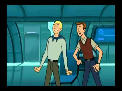 The Venture Brothers - Go Team Venture