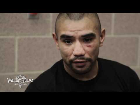 VT Post Fight Interview: Danny Salinas