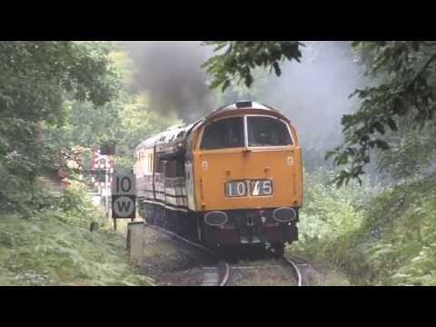 'Western Weekend' at the SVR - August 2016
