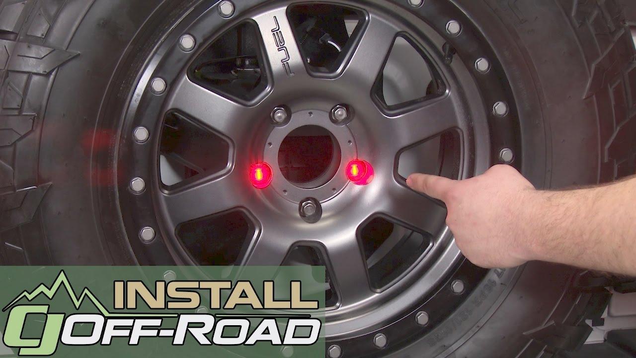 Jeep Wrangler Jk Delta Tech Lug Nut Lite 3brake Light Led For Diy Wiring Rmounted Spare Tire 07 18 Installation