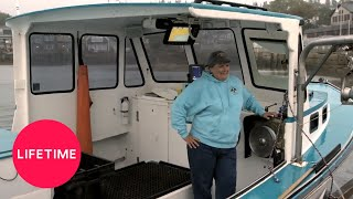 Julie: Captaining A Lobster Boat In Stonington, ME | Her America | Lifetime