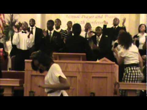 """Trinity Church of Holiness """"Reunion"""" Choir"""
