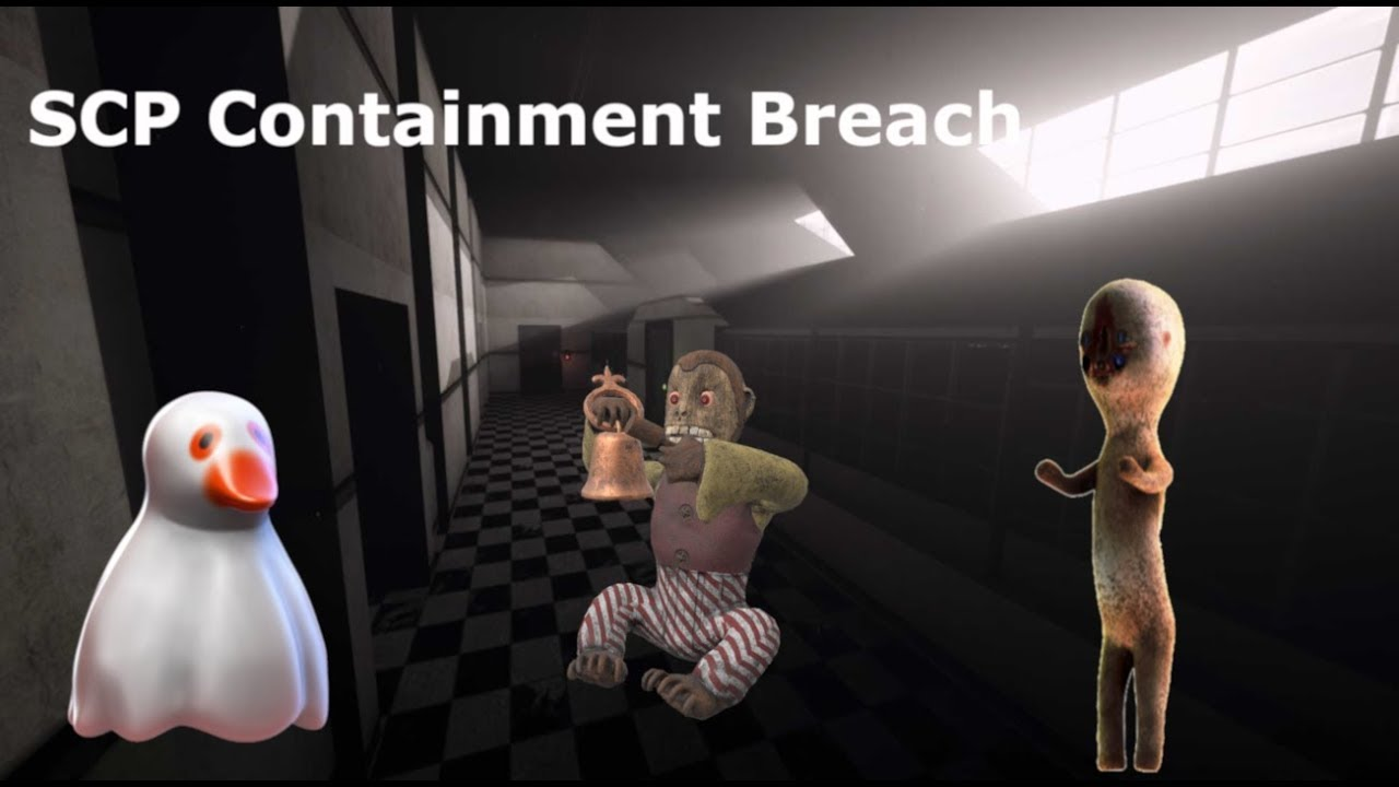 New SCPs! | SCP Containment Breach Unity Remake - #3