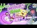 SpongeBob SquarePants and the Saviours of Slime - Slime Recipe in Danger (Nickelodeon Games)