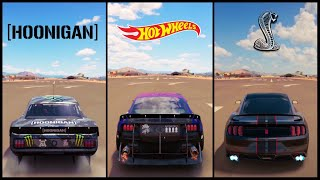 The Ultimate Mustang Battle! | Forza Horizon 3 | Hoonicorn V2 vs Hotwheels vs GT350R