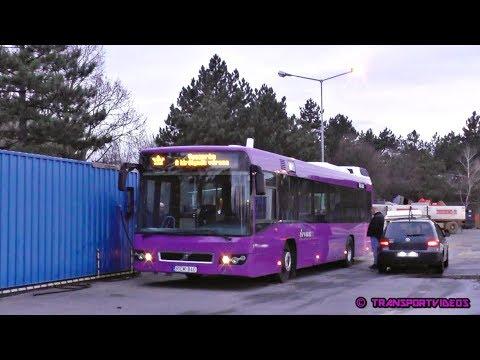 Ismét 10 db. lila autóbusz érkezett Veszprémbe