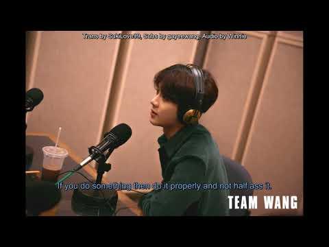 [Engsubs] 171209 Jackson's radio interview - 西瓜大發 on 903 HK Radio