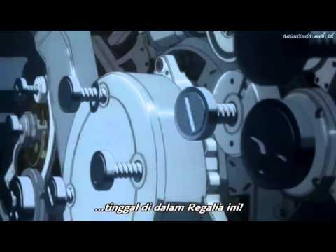 Air Gear OVA 01 sub indo