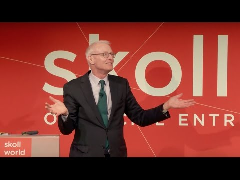 Porter on Progress – Hosted by SPI #SkollWF 2017