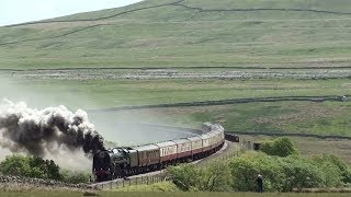 A slideshow of British steam locomotives part two