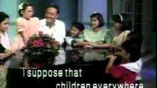 Watch Jose Mari Chan Christmas Children video