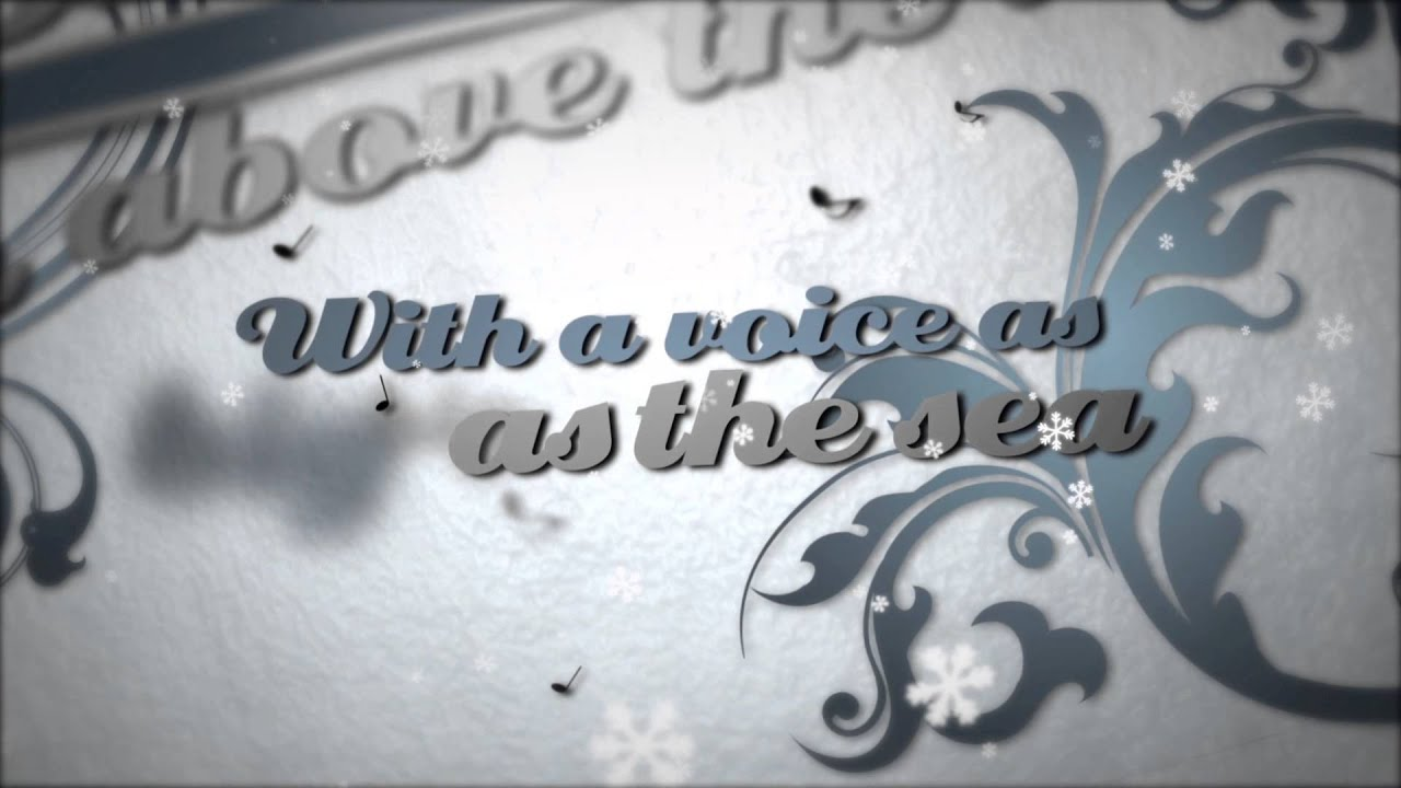 William Beckett - Do You Hear What I Hear? (Lyric Video) - YouTube