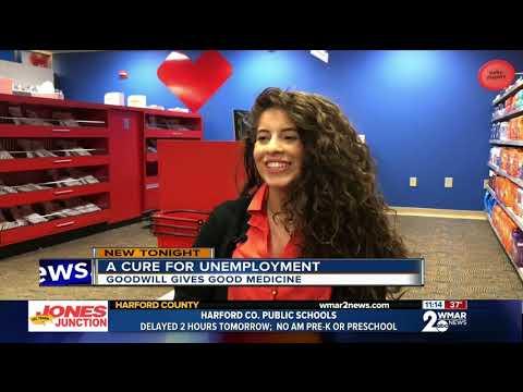 CVS Pharmacy Job Training Program Teams Up With Local Goodwill