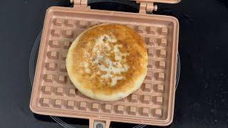 와플기계 와플팬 호떡 / waffle maker - H…