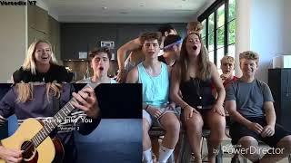 Team 10 React To Maroon 5 - Girls Like You Ft. Cardi B Volume 2