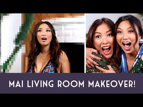 My SEXY AF Living Room Makeover