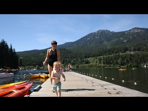 A day in WHISTLER, BRITISH COLUMBIA!