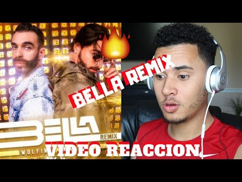 Bella Remix - Wolfine Y Maluma (Video Oficial)
