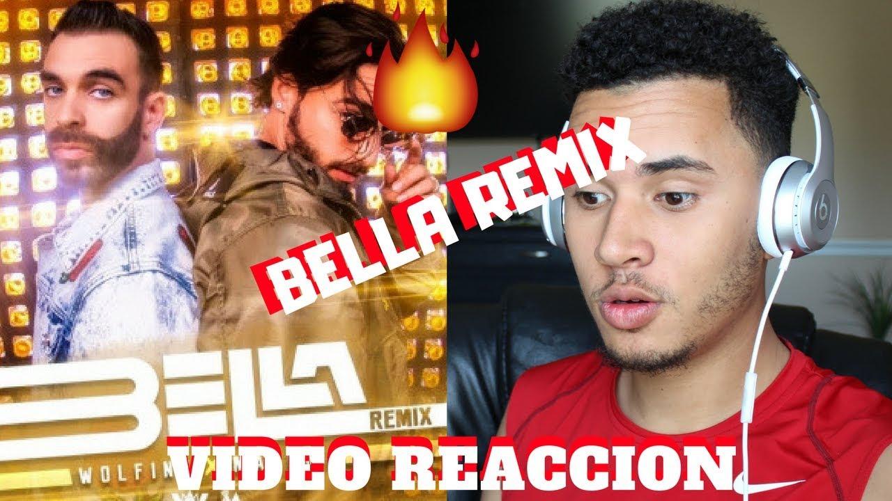 Bella Remix - Wolfine Y Maluma (Video Oficial) #1