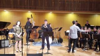 Our Love Is Here To Stay- Israel Conservatory Big Band, Meital Waldmann
