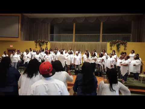 Marquinn Middleton and the Miracle Chorale...