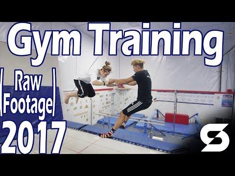 Gym Training 2017 (Raw Clips)