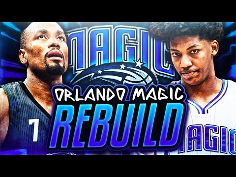 REBUILDING THE ORLANDO MAGIC! NBA 2K17 MY LEAGUE