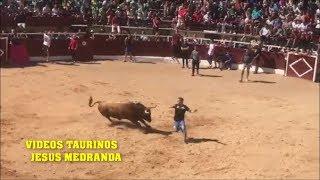 Palomares Del Campo...¡Toraco de Las Ramblas.!!!