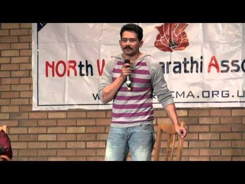 Atul Kulkarni Interview by Anupama Shrotri September 2012