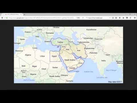 Mandela Effect Middle East Geography Changes - YouTube