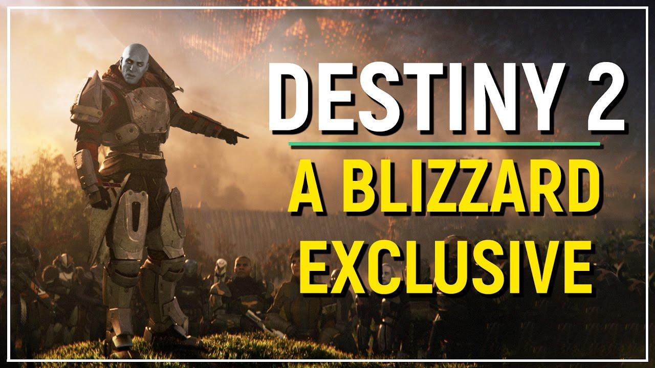 Blizzard Verschenkt Destiny 2