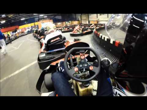 Karting Payerne Session 1 Seat Leon Swiss