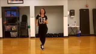 Just Fine By Mary J Blige - WARM-UP ~ Zumba®/Dance Fitness: