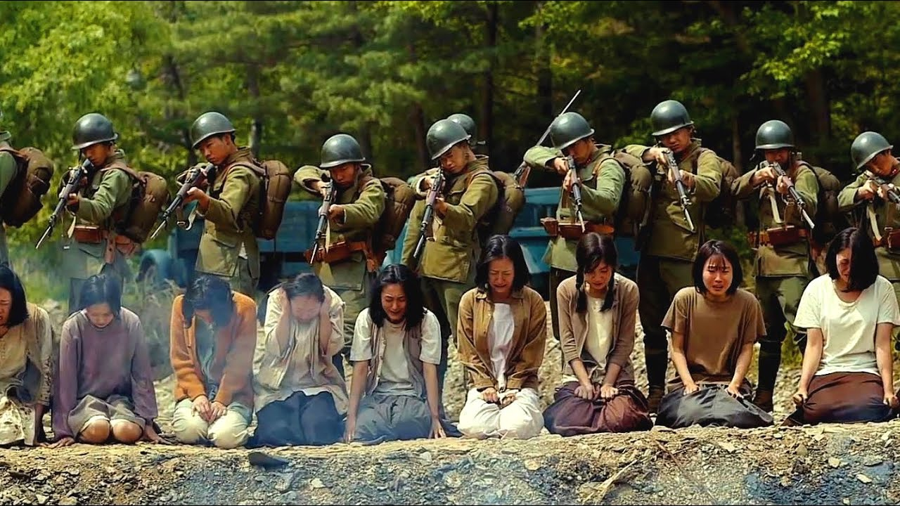 一部讲述慰安妇的电影,那些被日军掳走的女孩,终究没能活着回家