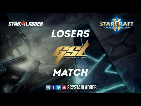 2017 GSL S3 Ro32 Group F Losers Match