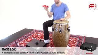 MEINL Percussion - MEINL Percussion - BASSBOX