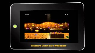 Treasure Chest Live Wallpaper