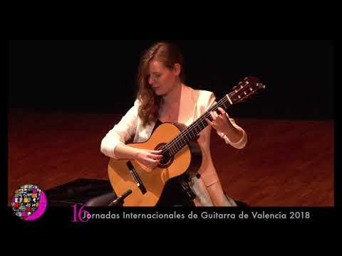 El Choclo, de Ángel Villoldo. Tatyana Ryzhkova, guitarra