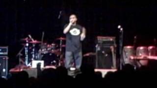 J. Cole performng in Norfolk, VA