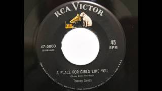 Tommy Sands - A Place For Girls Like You (RCA Victor 5800)
