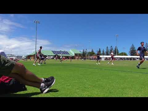 VIC 15s vs QLD - Video 8/18 - Pan Pacific Games 2017