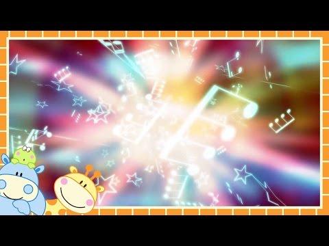 MUSICA PARA BEBÊ DORMIR ♫ Dormir e Relaxar   Canal Baby Videos