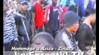 Hommage à Aziza (8) Zaiko Langa Langa. Titre : paiement Cash. le 8 déc 1999 Obsèques Aziza