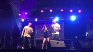 CLARIS - PIOSENKA DLA WSZYSTKICH (KAMCIO) Fragment koncertu Ryjewo 2015