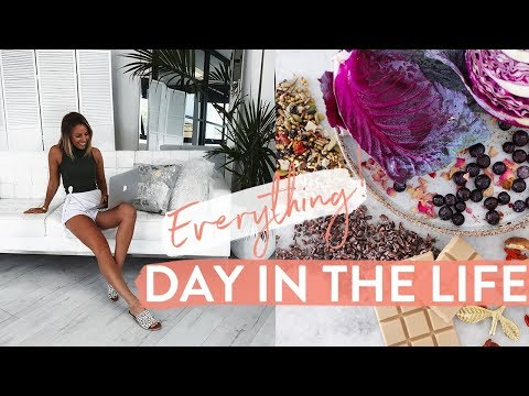 What it's really like...VLOG | Day in the Life: Meeting, Workouts, Diet + More!