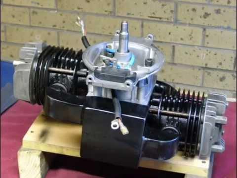 Lawn Mower conversion , Single to twin cylinder