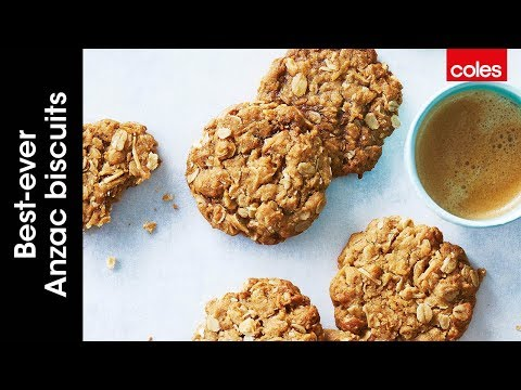 How To Make The Perfect Anzac Biscuits Youtube