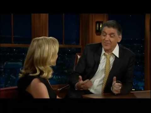 Craig Ferguson 2/16/12E Late Late Show Amy Smart