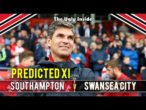 PREDICTED XI: Southampton vs Swansea City | The Ugly Inside