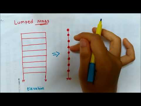 Seismic load calculation